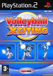 Volleyball Xciting (Europe) (En)