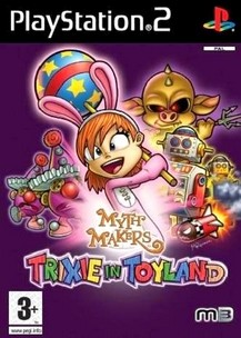 Myth Makers: Trixie in Toyland (Europe) (En)