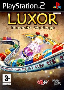 Luxor: Pharaoh's Challenge (Europe) (En De Fr Es It)