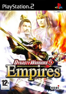 Dynasty Warriors 5: Empires (Germany) (De)