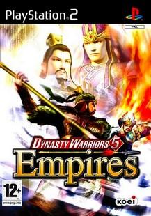 Dynasty Warriors 5: Empires (France)