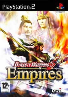 Dynasty Warriors 5: Empires (Europe) (En)