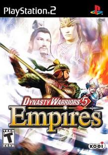 Dynasty Warriors 5: Empires (USA) (En)