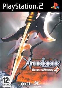 Dynasty Warriors 4: Xtreme Legends (France)
