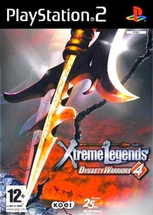 Dynasty Warriors 4: Xtreme Legends (Italy)