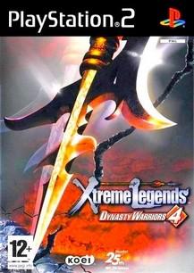 Dynasty Warriors 4: Xtreme Legends (Europe) (En)
