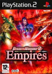 Dynasty Warriors 4: Empires (Germany) (De)