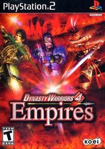 Dynasty Warriors 4: Empires (USA) (En)