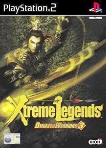 Dynasty Warriors 3: Xtreme Legends (France)