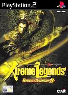 Dynasty Warriors 3: Xtreme Legends (Europe) (En)
