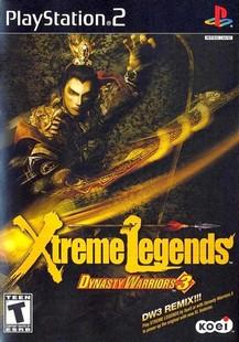 Dynasty Warriors 3: Xtreme Legends (USA) (En)