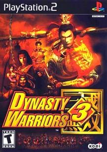Dynasty Warriors 3 (USA) (En Ja)