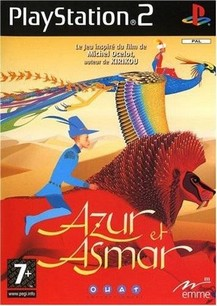 Azur & Asmar (Europe) (En De Fr Es It)