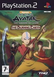 Avatar: The Legend of Aang - The Burning Earth (Europe) (En De Fr Nl)