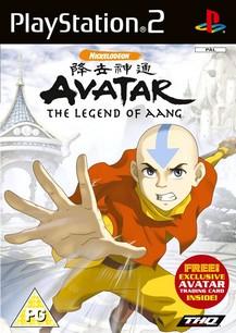 Avatar: The Legend of Aang (Europe) (En De Fr Nl)