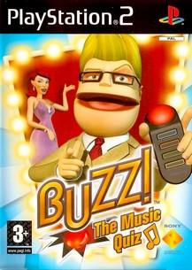 Buzz! The Music Quiz (Europe) (De Fr It Nl)