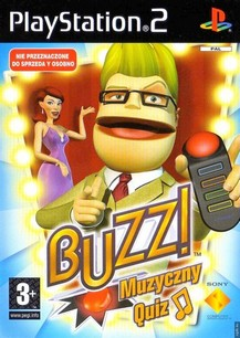 Buzz! The Music Quiz (Europe) (Pl Cs Ru)