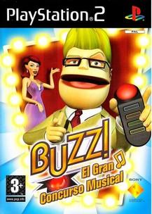 Buzz! El Gran Concurso Musical (Spain) (Es)