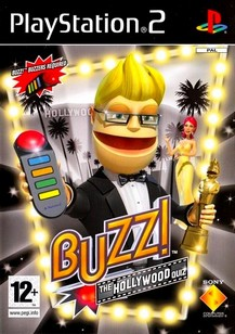 Buzz! The Hollywood Quiz (Europe) (De Fr It)
