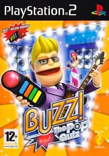 Buzz! The Pop Quiz (Europe) (Sv Da No)