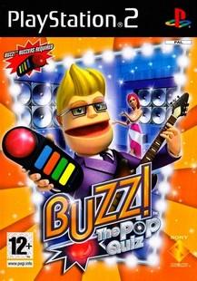 Buzz! The Pop Quiz (Europe) (De Fr It)