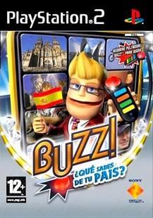 Buzz! ¿Qué Sabes de tu País? (Europe) (Es Pt)
