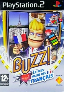 Buzz! Brain of France (Europe) (Fr)