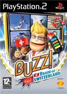 Buzz! Brain of Switzerland (Europe) (De Fr It)