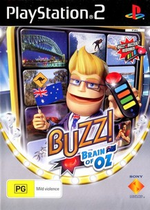 Buzz! Brain of OZ (Australia) (En)