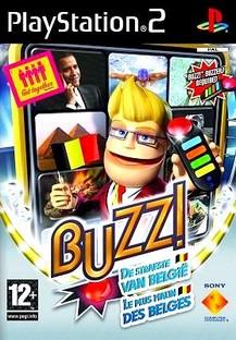 Buzz! De Strafste van Belgie (Belgium) (En Fr Nl)