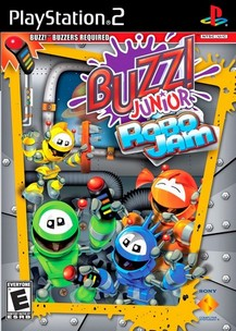 Buzz! Junior: RoboJam (USA) (En Fr Es)