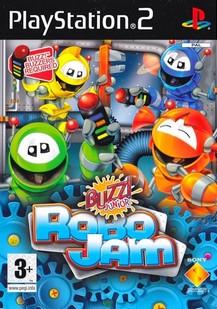 Buzz! Junior: RoboJam (Europe) (En Sv No Da Fi Pl Ru El)