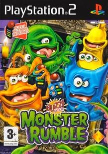 Buzz! Junior: Monster Rumble (Europe) (En Sv No Da Fi Pl Ru El Cs)