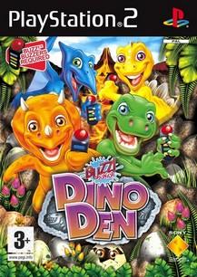 Buzz! Junior: Dino Den (Europe) (En Sv No Da Fi Pl Ru Cs)