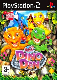 Buzz! Junior: Dino Den (Europe) (En Fr De Es It Nl Pt El)