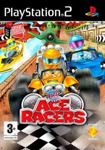 Buzz! Junior: Ace Racers (Europe) (En Sv No Da Fi Pl Ru Cs)