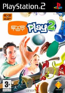 EyeToy: Play 2 (Europe) (En Fr De Es It Nl Pt Sv No Da Fi El)
