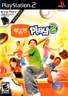 EyeToy: Play 2 (USA) (En)
