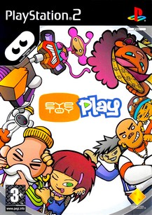 EyeToy: Play (Europe) (En Fr De Es It Nl Pt Sv No Da Fi)