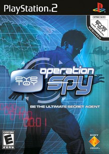 EyeToy: Operation Spy (USA) (En)
