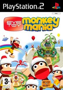 EyeToy: Monkey Mania (Europe) (En Fr De Es It)