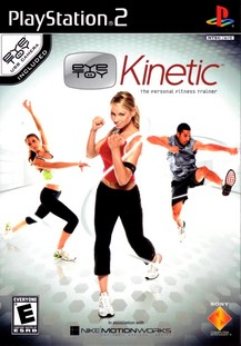 EyeToy: Kinetic: The Personal Fitness Trainer (USA) (En)
