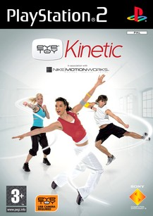 EyeToy: Kinetic (Europe) (En Fr De Es It Pt No)