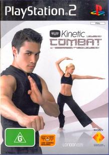 EyeToy: Kinetic Combat (Australia) (En)