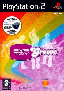 EyeToy: Groove (Europe) (En Fr De Es It Nl Pt Sv No Da Fi)