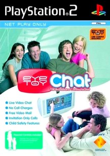 EyeToy: Chat Light (Europe) (En Fr De Es It Nl Pt Sv No Da Fi)
