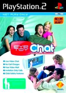 EyeToy: Chat (Europe) (En Fr De Es It Nl Pt Sv No Da Fi)