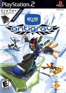 EyeToy: AntiGrav (USA) (En)