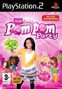 EyeToy Play: PomPom Party (Europe) (En Fr De Es It Nl Cs Po Pt Sv No Da Fi El Ru)