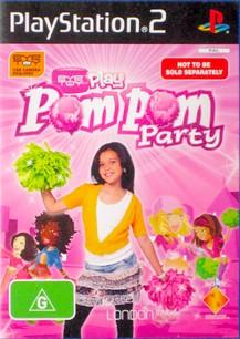 EyeToy Play: PomPom Party (Australia) (En)